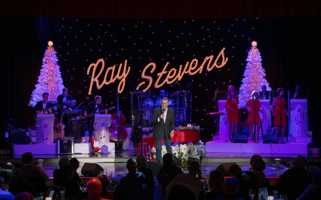 Ray Stevens wants you to spend New Year's Eve with him at CabaRay