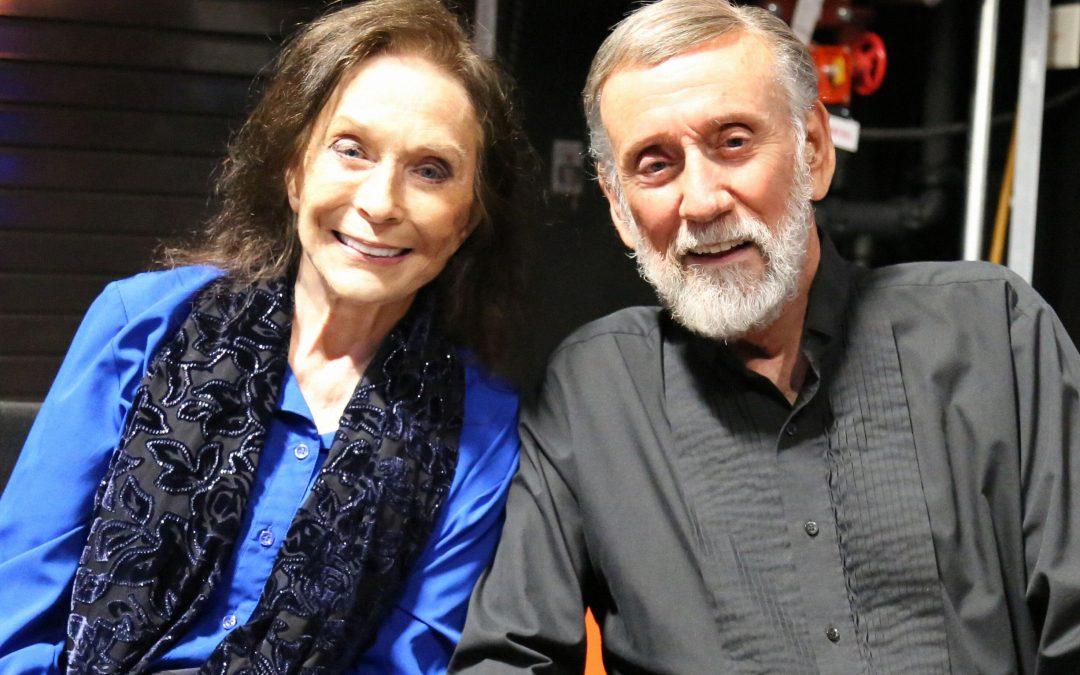 RAY STEVENS HOSTS LORETTA LYNN AT CABARAY