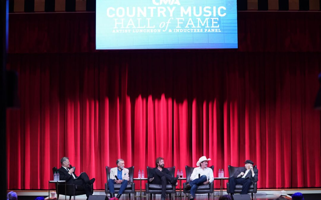 THE COUNTRY MUSIC ASSOCIATION HOSTS HALL OF FAME INDUCTEES JERRY BRADLEY, BROOKS & DUNN AND RAY STEVENS   DURING 16TH ANNUAL CMA ARTIST LUNCHEON